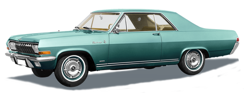 Opel — eine Kurzgeschichte
